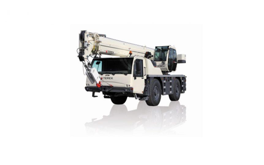 Sparrow Crane Hire bolster- crane fleet terex ac40