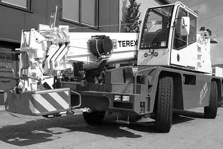 Terex AC30 City Crane
