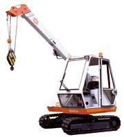 Starlifter crane CX-3T