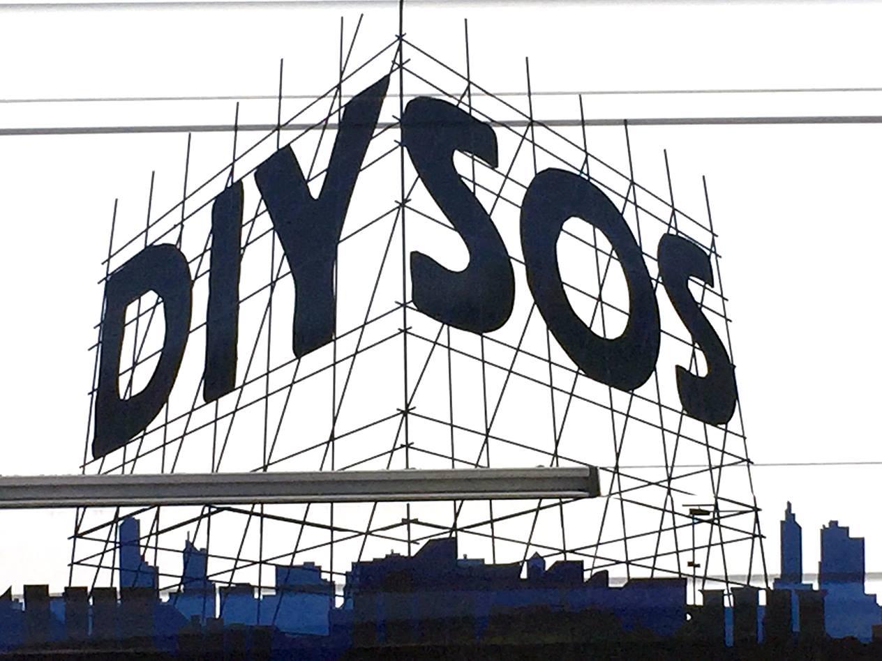Big Build team DIY SOS logo
