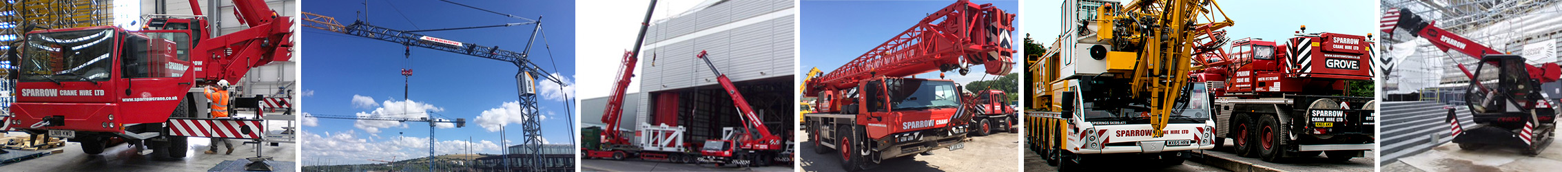 Contract lift hire
