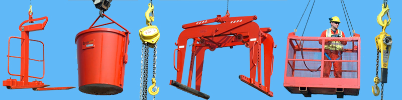 additional equipment crane hire