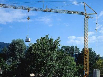 Liebherr 42 K.1 Self Erecting Tower Crane