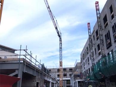 Liebherr 71 K Self Erecting Tower Crane