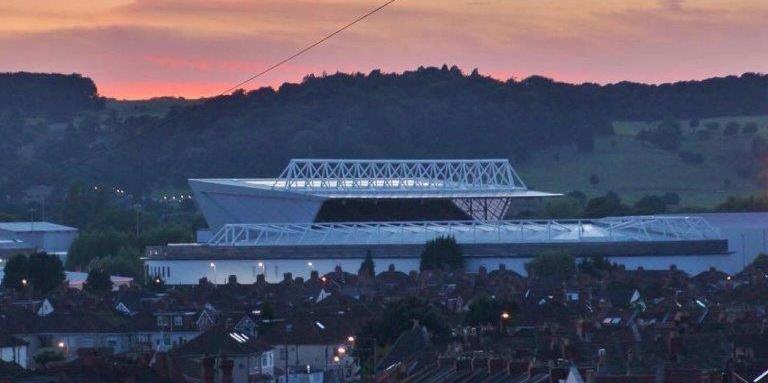 Ashton Gate stadium