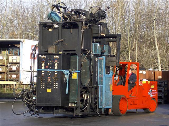Heavy Lifting Plant