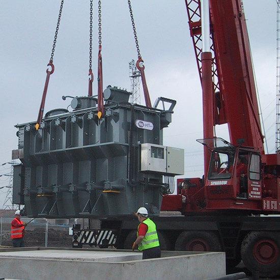 Lifting Substations