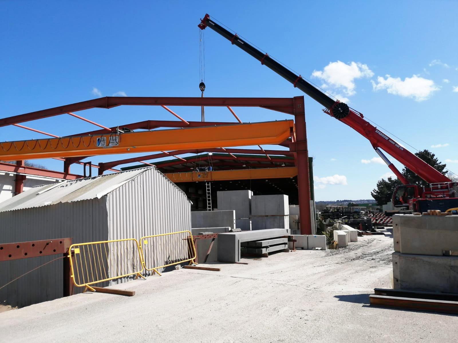 gantry crane Turro