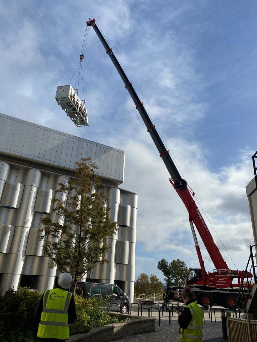 lifts Air Conditioning Bristol